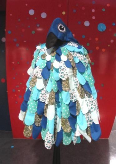09 bird costume