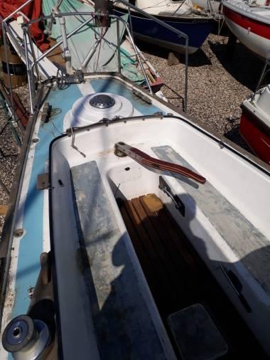 Boat Tiller